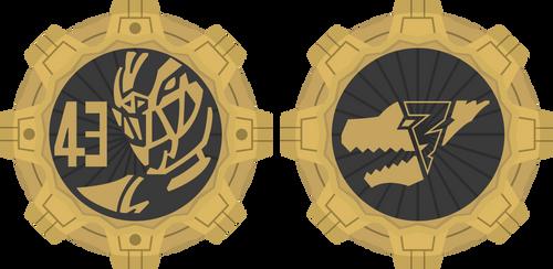 Ryusoulger Gear