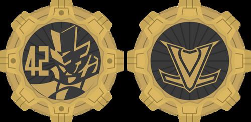 Lupinranger Gear