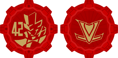 Lupinranger Gear (Super Red Ver.)