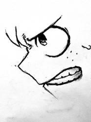 Midoria Izuku / Old 2018 manga redraw