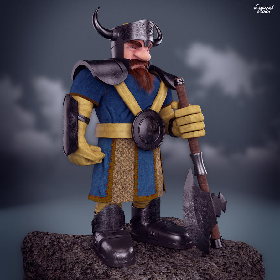 Dwarf by NoxDawood