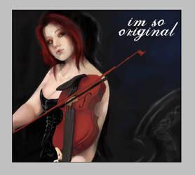 WIP - Violin
