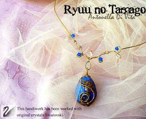 Blue Ryuu no Tamago by CuorEmani