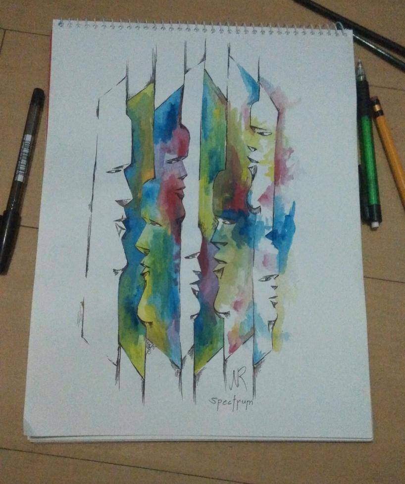 Spectrum by NicRennie