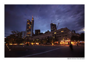 Frankfurt Stormscrapers III by MCG0603