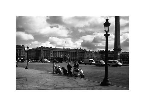 Paris  Moto