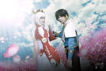 Sorey and Lailah by sarifromwonderland
