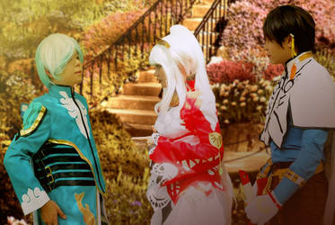 Tales of Zesteria the X Group Cosplay