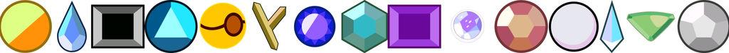 [ADOPT]15 Gemstones(10 POINTS WITH DESIGN)(CLOSED)