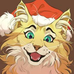 Meowy Christmas by Chrysisi