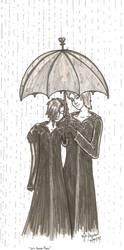 It's Gonna Rain by TwilightFalcon