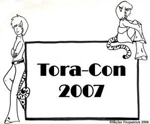 Tora Con Design 2 by TwilightFalcon