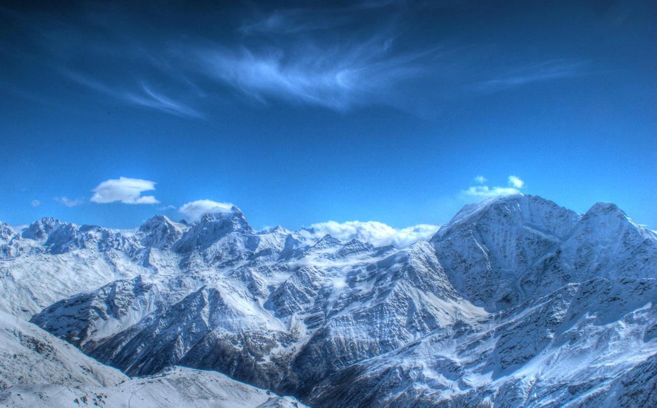 Main Caucasian ridge