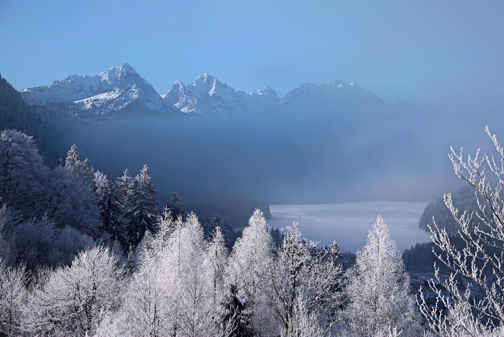 Winter Scenery by MK-NI
