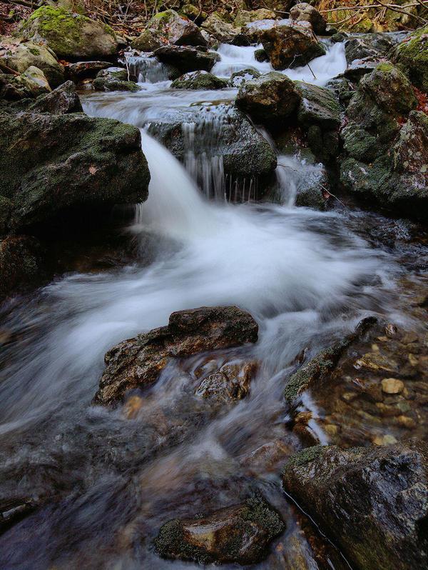 Cascades 27 by MK-NI