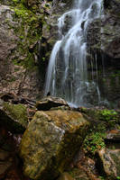 Burgbach Waterfall 2 by MK-NI
