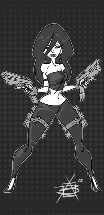 Double Pistol