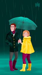 Hanna Rainy Day