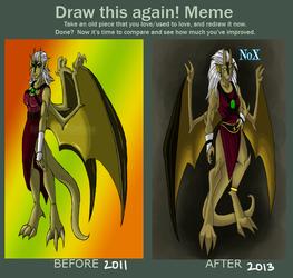 Draw it Again - Nox by DtheCadeyra