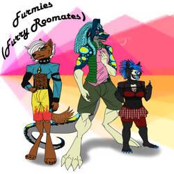 Furmies - The Trio