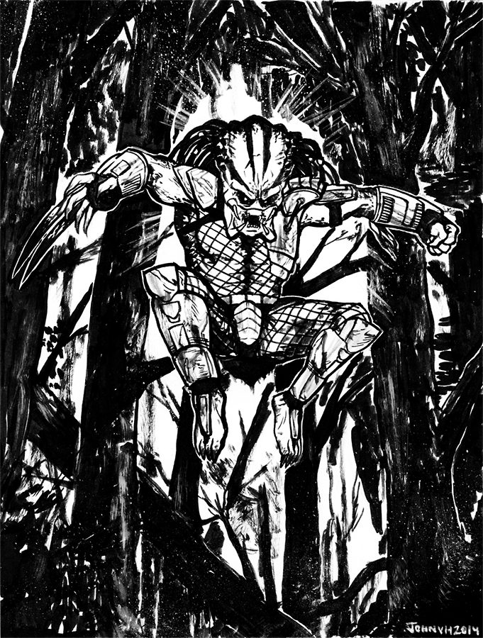 Predator (2014) by jbyrd117