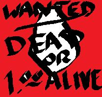 Bon Jovi Wanted Dead Or Alive by marz2012
