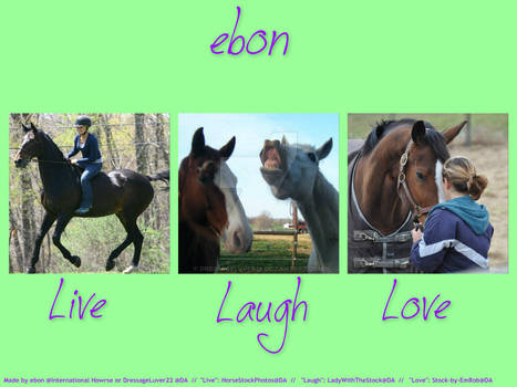 Live Laugh Love Banner