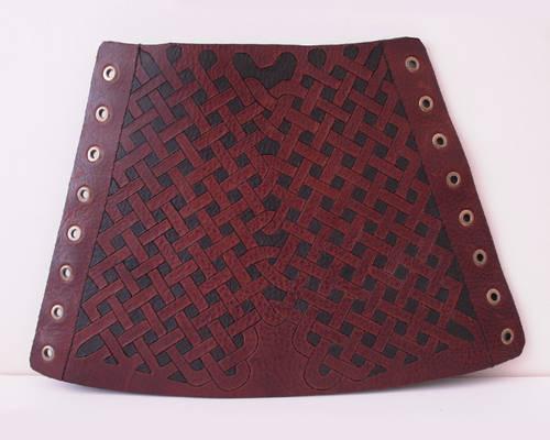 Leather Bracelet Work