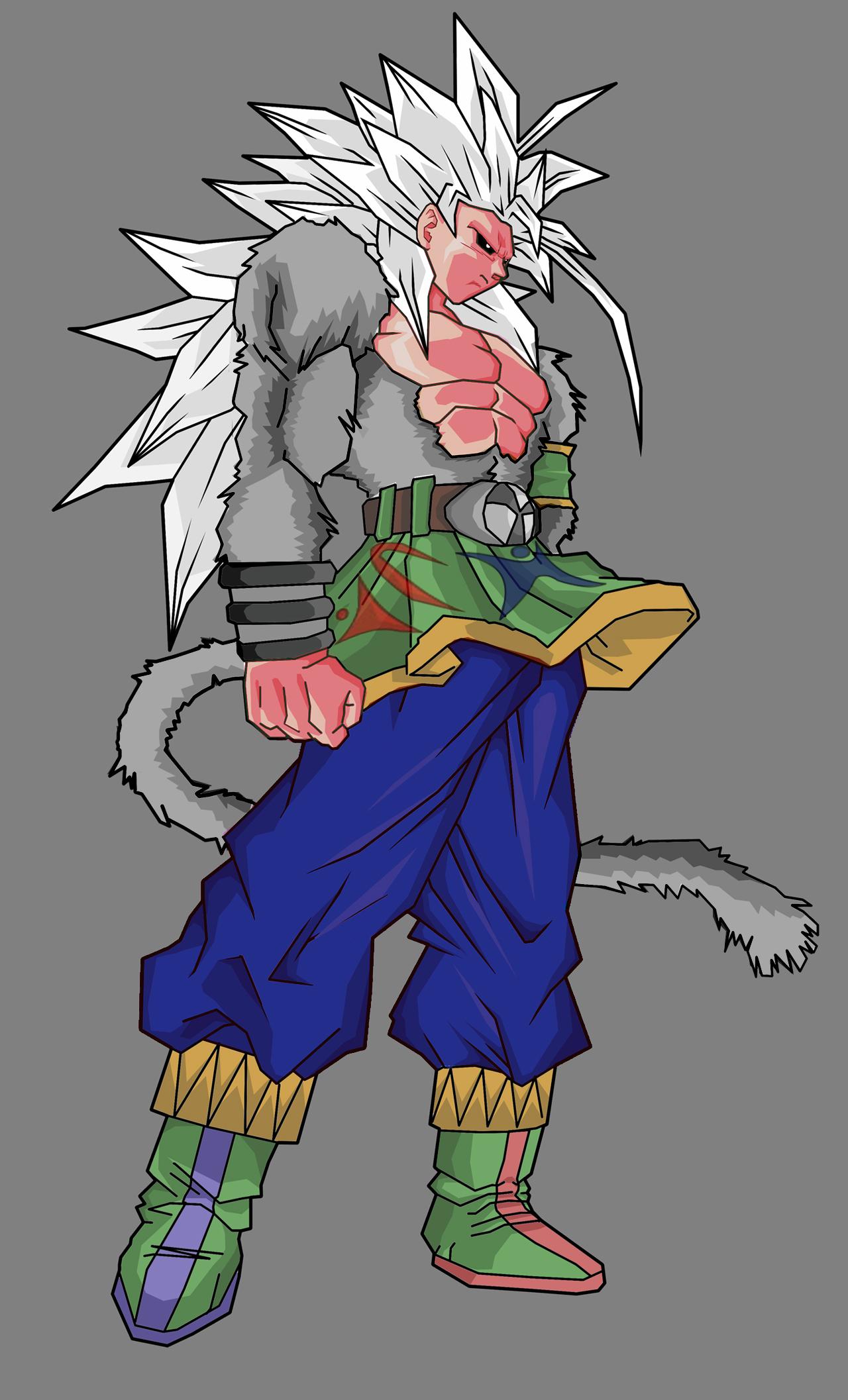 Regarde une feuille de personnage Ultimate_SS5_Goku_by_DragonballAF