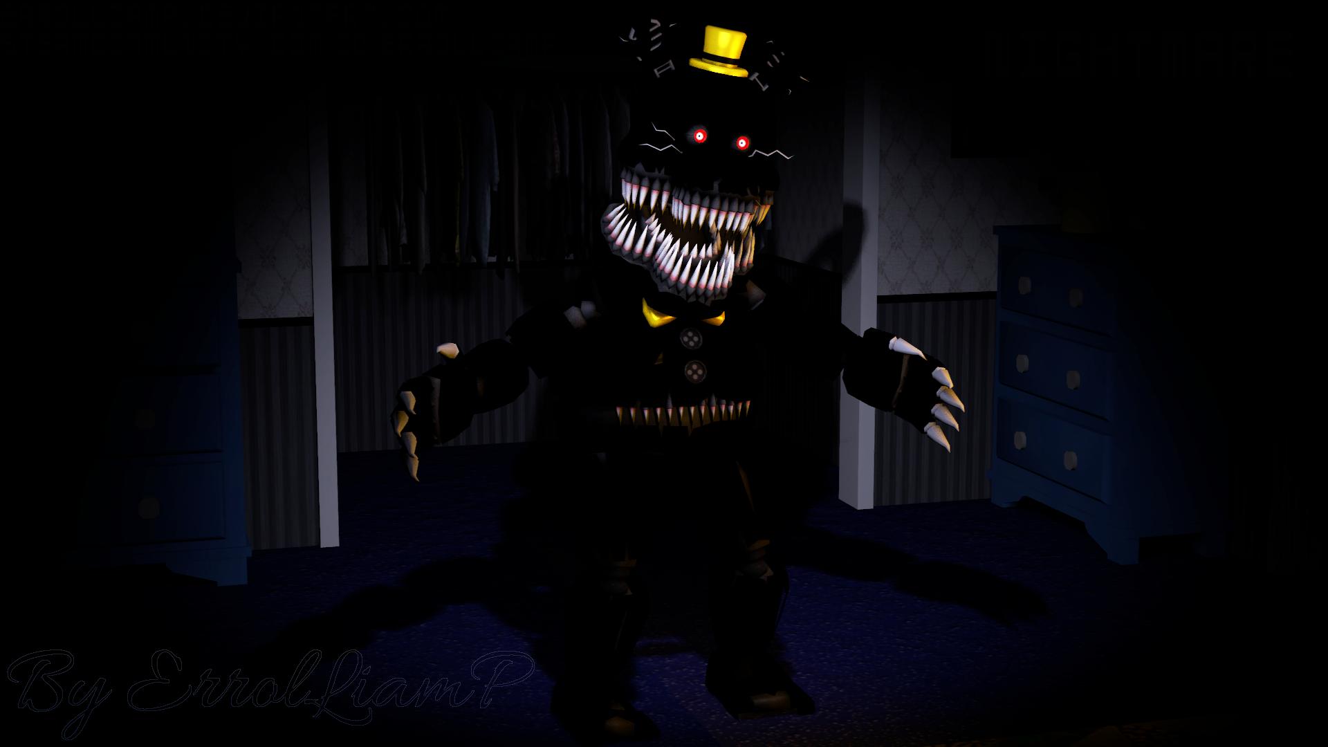 Nightmare render sfm by errolliamp on deviantart