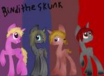 2!P F.A.C.E Family Ponies