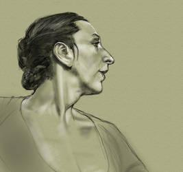 Sarah by Fieryermine