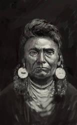 Chief Joseph by Fieryermine