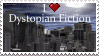 Dystopian Fiction Stamp by Sparky1232