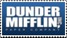 Dunder Mifflin Stamp
