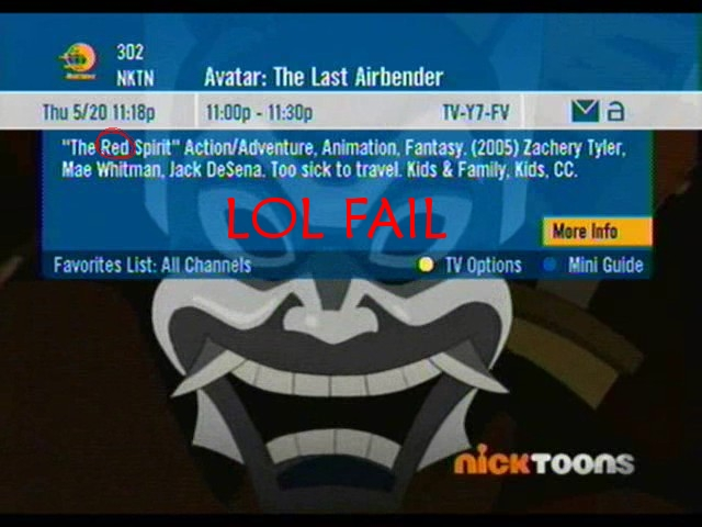 Directv Fail Xd By Dbzguy2010 On Deviantart
