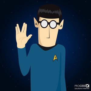 Leonard Nemoy - Spock