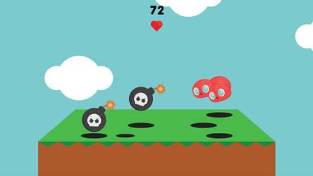 Bombs 'n Blobs Screenshot