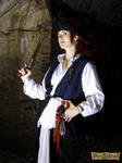 KH : Captain Axel , Pirate cosplay