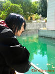 Harry Potter : Surius Black watching the lake by MischAxel