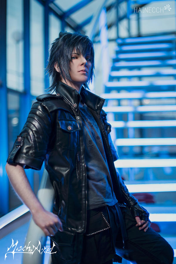 Noctis Lucis Caelum FFXV by Misch.Axel by MischAxel