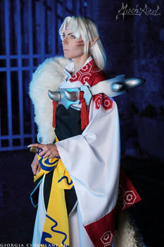 Sesshomaru Cosplay by MischAxel