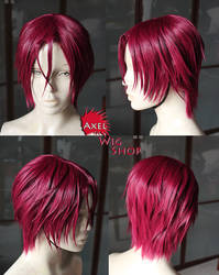 Rin Matsuoka Wig by Axel Wig Shop by MischAxel