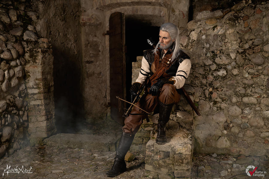 Geralt of Rivia - The Witcher 3 Misch.Axel by MischAxel