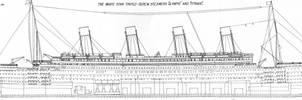 Profile of Titanic