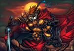 Shining Armor by thiagozero