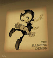 The Dancing Demon by cloneG