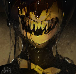 Blackened Demon by cloneG