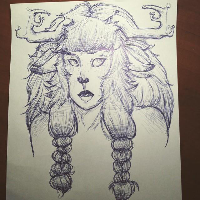Cernu by Lacy-Succubus