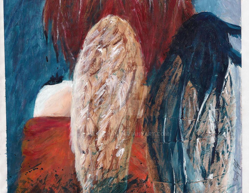 Wings of the Broken by melidichan